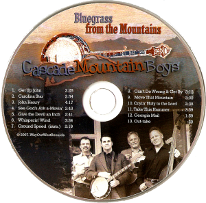 CMB cd cover